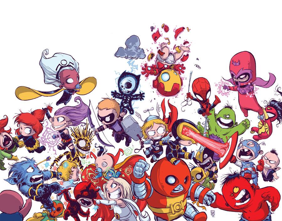 avengers-vs-x-men-variant-skottie-young1