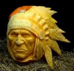 Villafane Pumpkin Carving Chief1