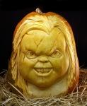 Villafane Pumpkin Carving Chucky