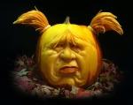 Villafane Pumpkin Carving girlpumpkin