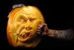 Villafane Pumpkin Carving knockout