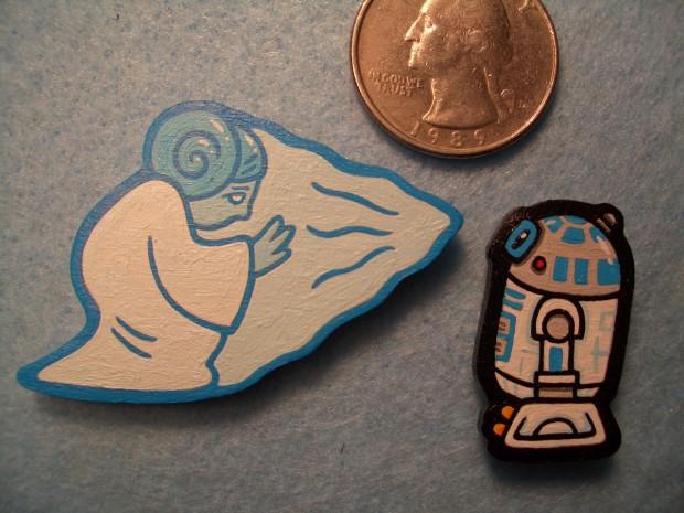Matt Ritchie Geek Art Design Star Wars Pop Culture 38