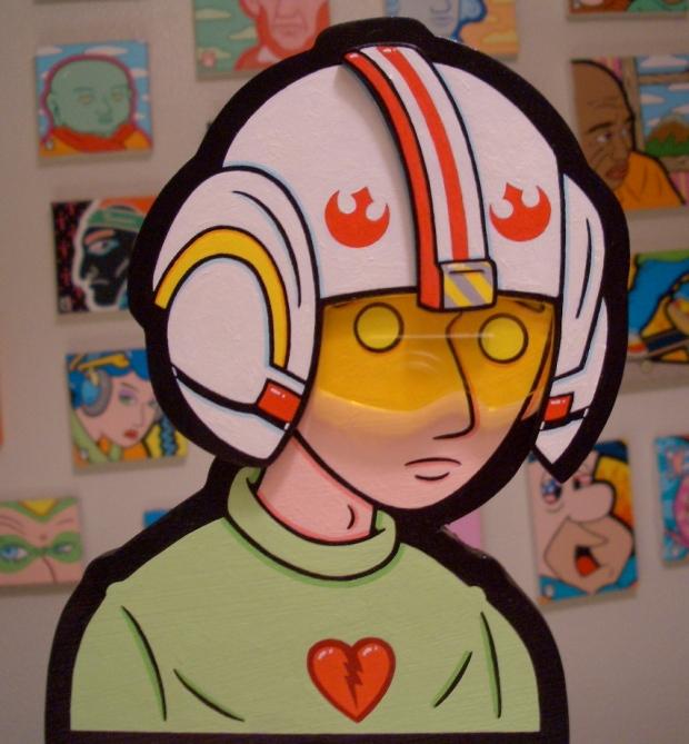 Matt Ritchie Geek Art Design Star Wars Pop Culture 44