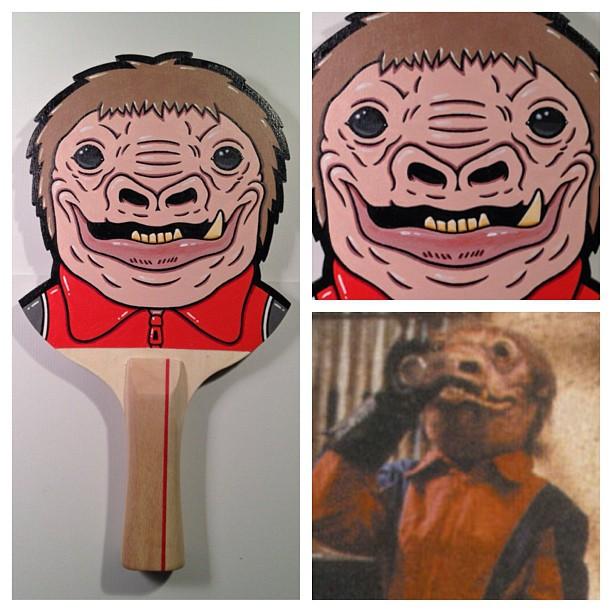 Matt Ritchie Geek Art Design Star Wars Pop Culture Star Wars Paddles 8