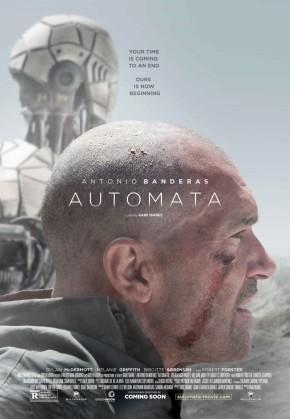 Automata Poster Sci Fi Movie Robots Antonio Banderas