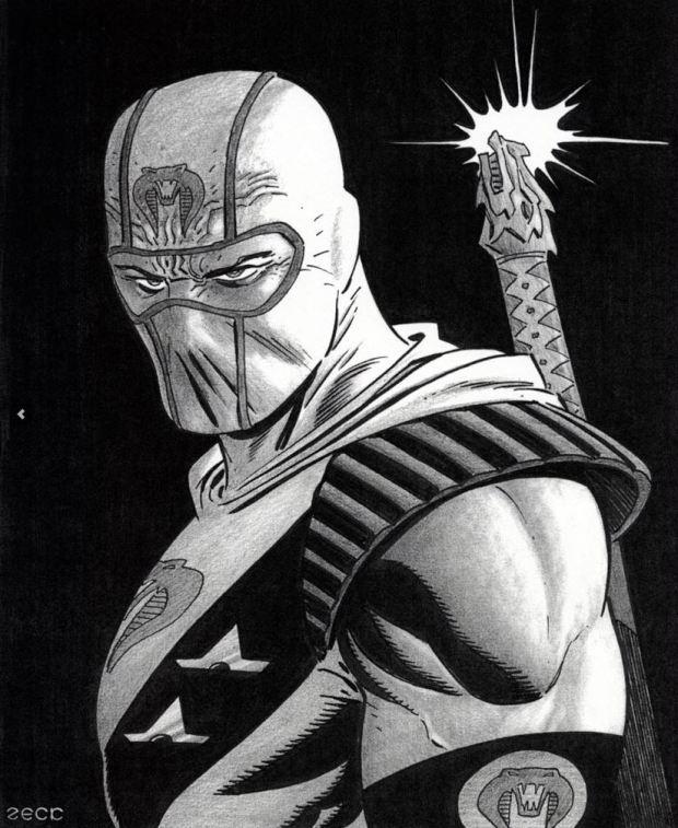 Mike Zeck Marvel Art Comics Punisher Captain America Spider Man Kraven 70s 80s Illustration Covers RTF Skulduggery Return to Fleet Cobra