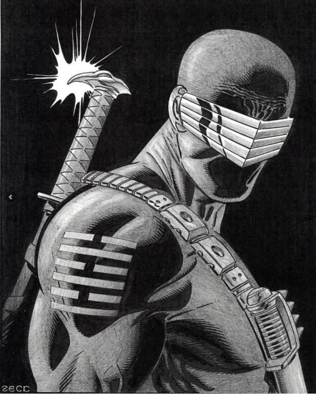 Mike Zeck Marvel Art Comics Punisher Captain America Spider Man Kraven 70s 80s Illustration Covers RTF Skulduggery Return to Fleet Snake