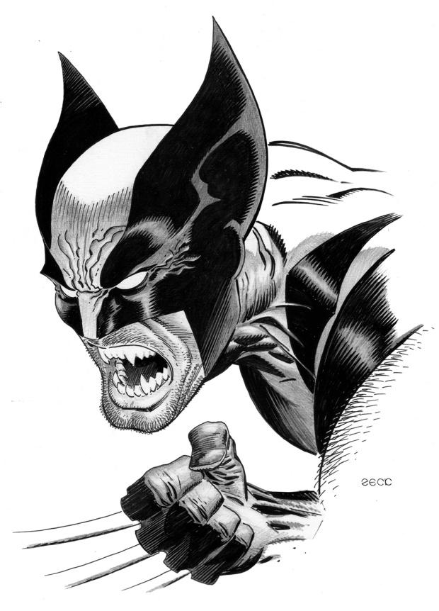 Mike Zeck Marvel Art Comics Punisher Captain America Spider Man Kraven 70s 80s Illustration Covers RTF Skulduggery Return to Fleet Wolverine 4