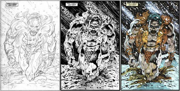 Mike Zeck Marvel Art Comics Punisher Captain America Spider Man Kraven 70s 80s Illustration Covers RTF Skulduggery Return to Fleet