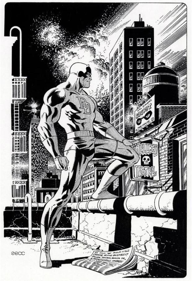 Mike Zeck Marvel Art Comics Punisher Captain America Spider Man Villians 70s 80s Illustration Covers RTF Skulduggery Return to Fleet 323