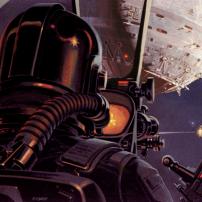 Ralph McQuarrie Star Wars Original Artwork Concept Lucas Films 11