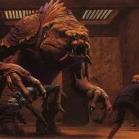 Ralph McQuarrie Star Wars Original Artwork Concept Lucas Films 13