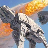 Ralph McQuarrie Star Wars Original Artwork Concept Lucas Films 14
