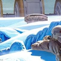 Ralph McQuarrie Star Wars Original Artwork Concept Lucas Films 17