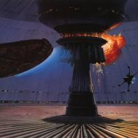 Ralph McQuarrie Star Wars Original Artwork Concept Lucas Films 7