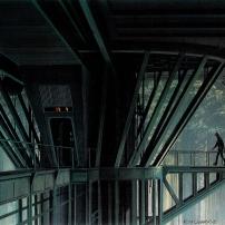 Ralph McQuarrie Star Wars Original Artwork Concept Lucas Films 8