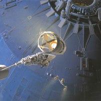 Ralph McQuarrie Star Wars Original Artwork Concept Lucas Films d