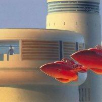 Ralph McQuarrie Star Wars Original Artwork Concept Lucas Films d2