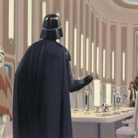 Ralph McQuarrie Star Wars Original Artwork Concept Lucas Films f