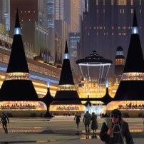 Ralph McQuarrie Star Wars Original Artwork Concept Lucas Films hgh