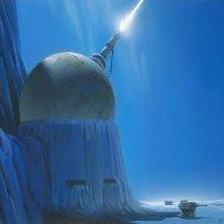 Ralph McQuarrie Star Wars Original Artwork Concept Lucas Films i