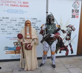 DICE Comic Con Photo 2014 Dundrum Dublin 1