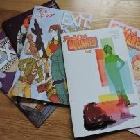 Exit Generation Comics