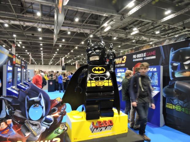 London Comic Con October 2014 Day 1 13 Lego Batman