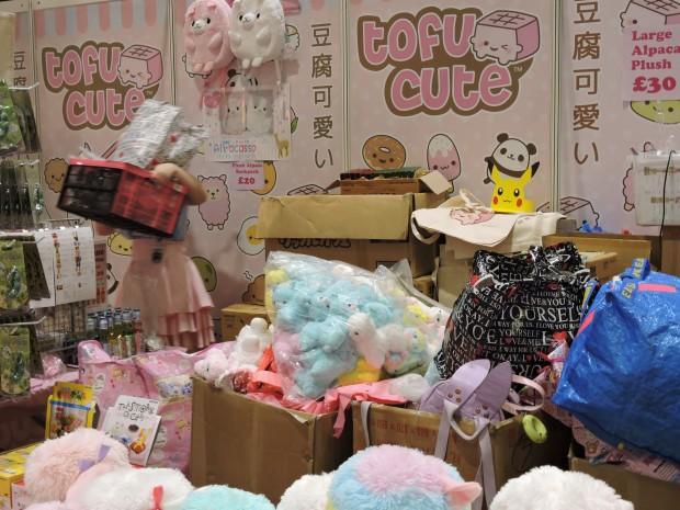 London Comic Con October 2014 Day 1 64 Tofu Cute Japan
