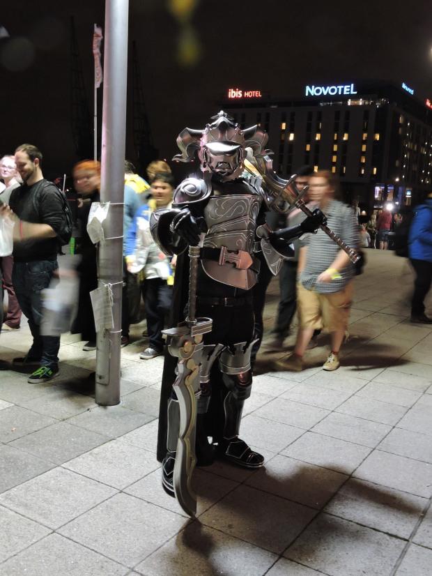 London Comic Con October 2014 Day 1 69 Storm Trooper Samurai