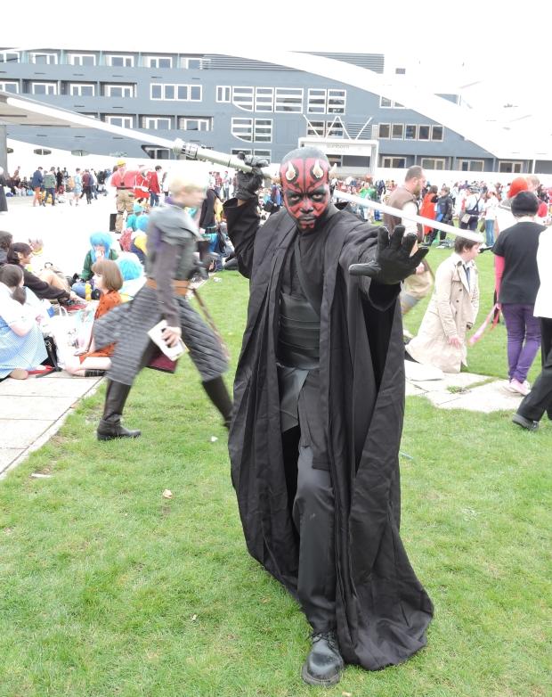 London Comic Con October 2014 Day 2 72 Darth Maul Star Wars