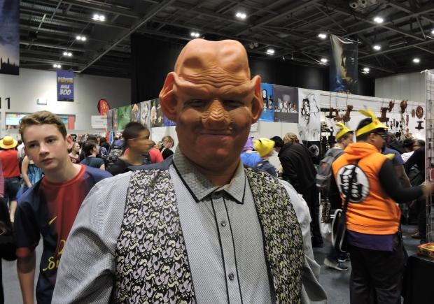 London Comic Con October 2014 Day 3 141 Star Trek Cosplay Ferengi