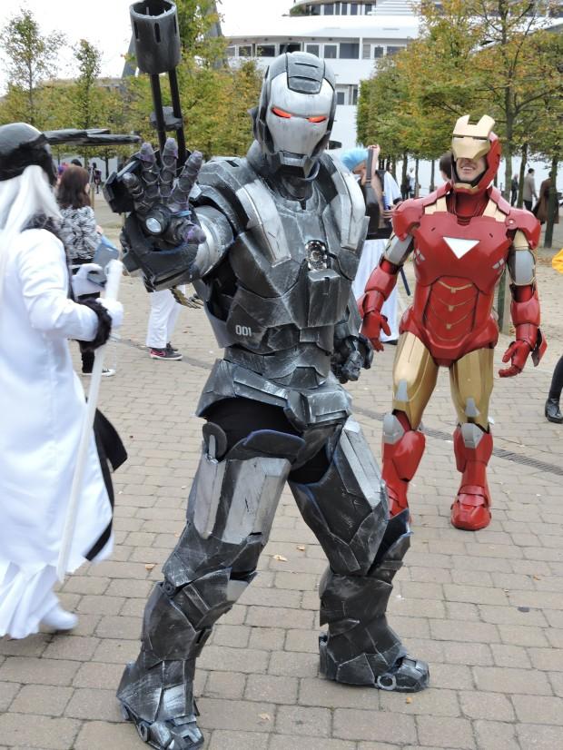 London Comic Con October 2014 Day 3 168 War Machine