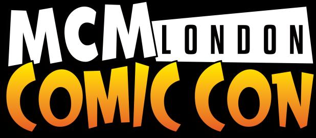 MCM Comic Con London Logo Header